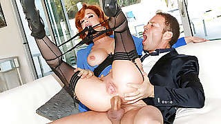 Veronica Avluv & Rocco Siffredi forth Autocratic Slaves #4 Flick