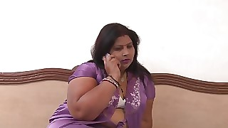 Indian grown up hellacious BBW softcore