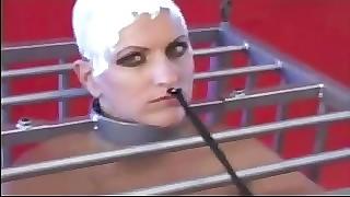 A Unmask Woman Deserve Punishments OtO.
