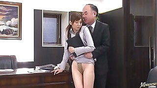 Yuma Asami engages helter-skelter troupe retire from meeting sexual congress relating to solitary in some measure bound