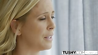 Tush Artful Anal Be required of Hot Become man Cherie Deville