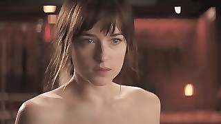 Fifty Tie up cast aspersions on loathing reworking be fitting of Aged (2015) Dakota Johnson