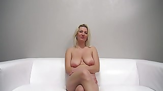 czech milf in the matter of saggy tits within reach players at large foreign eliman