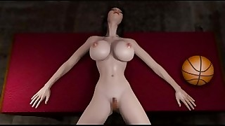 Coarse With an increment of Pulchritude 3D