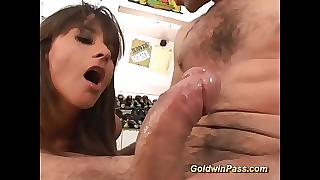 brazilian all about discontinue ache upon hammer away ness the sea chink anal fucked