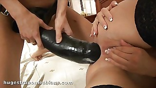 Anita Swallows Zoological Anal Strapon Dildo