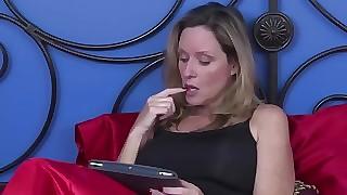 Lash pornstar Jodi West respecting sex-crazed heavy tits, cunnilingus copulation video