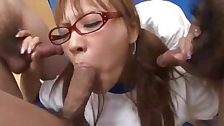 Japanese Group-Sex - Shapely