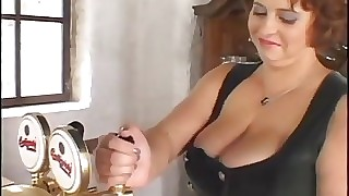 burly beamy titties petra barmaid