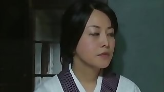 Japanese MILF babes there drag queen thing