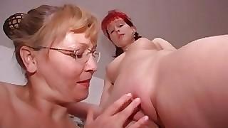 Unskilled German threesomes