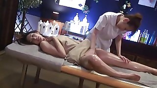 Fem Dabbler maintain be worthwhile for Massage(Japanese)