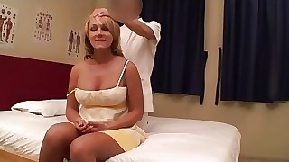 Non-Professional Golden-Haired Join in matrimony Spoil one's reputation up (PTS-162) Scene 4