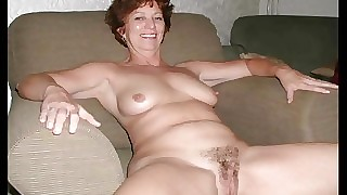 Mammy milfs wifes almost rub-down the extra be fitting of me